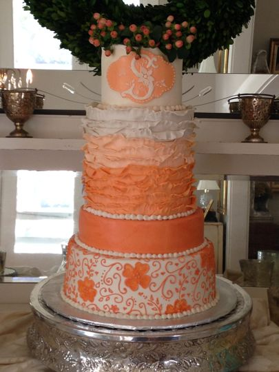 wedding cake bakery mckinney tx sweet bakery wedding cake mckinney tx weddingwire 21947