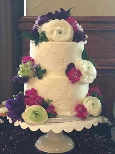 Sweet Art Bakery - Wedding Cake - McKinney, TX - WeddingWire