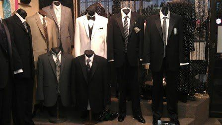 tuxedos is