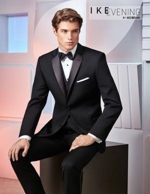 Medium tuxedo