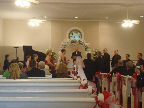 Ferrell/Lambert Wedding Ceremony