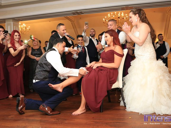 Tmx 1515040014401 Weddinggarterbelt Floral Park wedding dj
