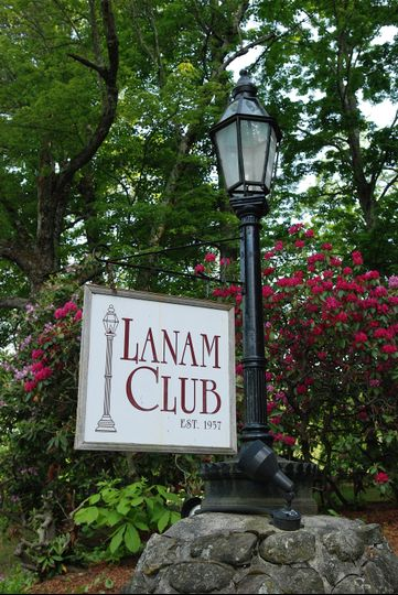 Lanam Club Main Entrance