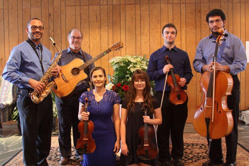 Gene Mabrey, SaxophoneEddie McGee, GuitarJenniffer Campbell, ViolinGini Randall, ViolinThomas...