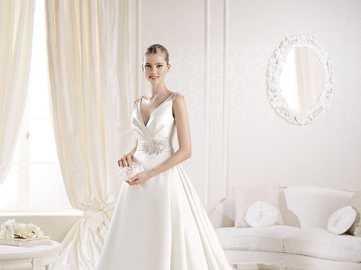 Tmx 1397683619827 Lsidai Everett wedding dress