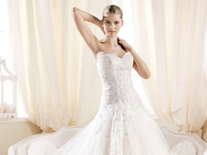 Tmx 1397683691334 Lsilaria Everett wedding dress