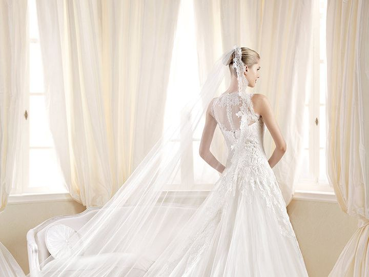 Tmx 1397683697719 Lsilaurit Everett wedding dress