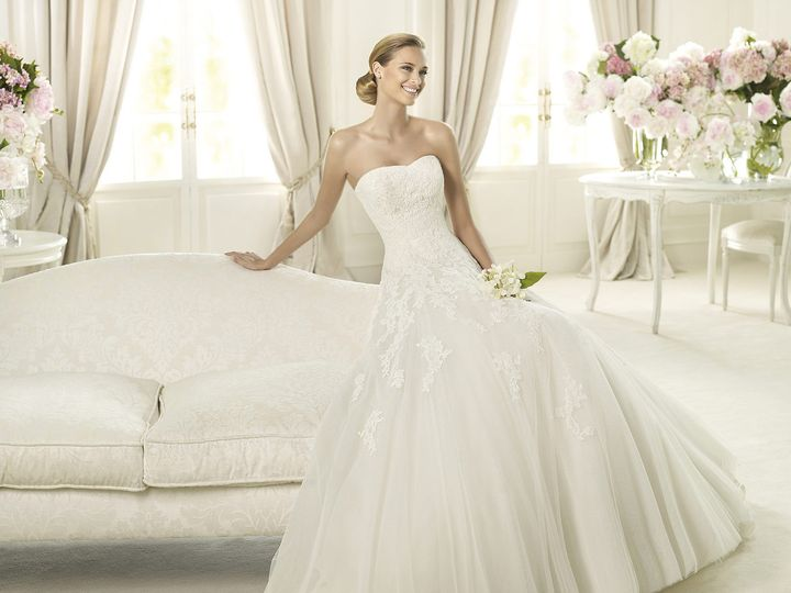 Tmx 1400357515829 Pralcana Everett wedding dress
