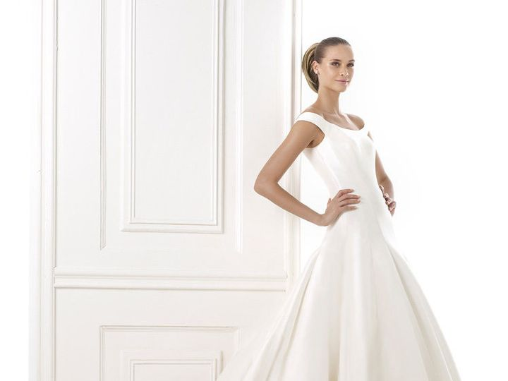 Tmx 1400357524694 Prbalde Everett wedding dress