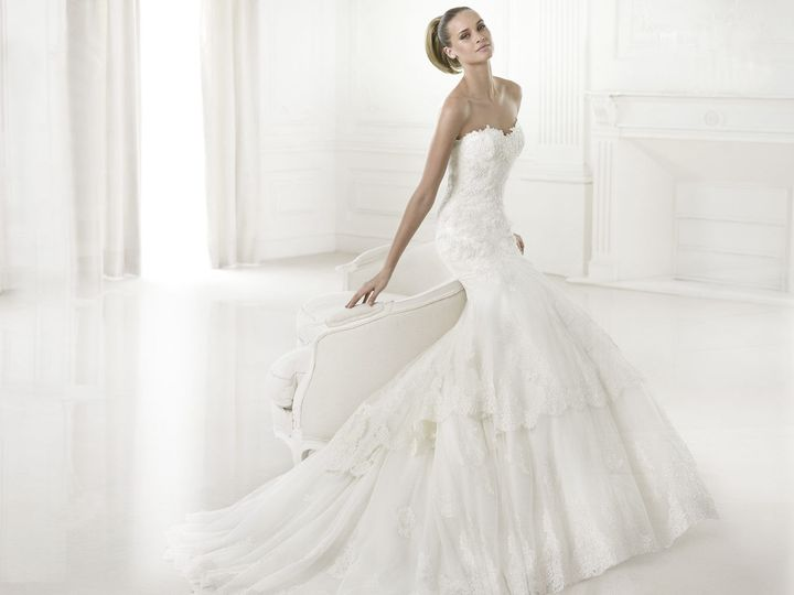 Tmx 1400357532270 Prbarquill Everett wedding dress