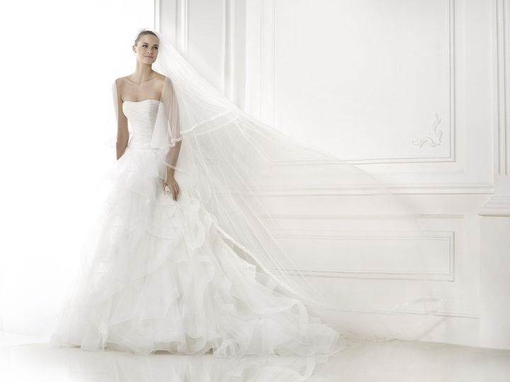 Tmx 1400357540197 Prbeli Everett wedding dress