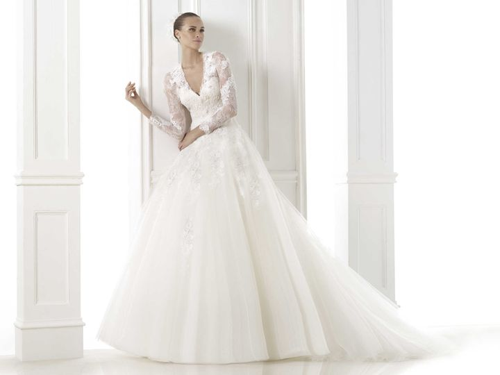 Tmx 1400357547916 Prbestin Everett wedding dress