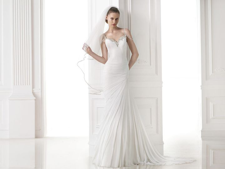 Tmx 1411840827791 Mandalay 2 Everett wedding dress
