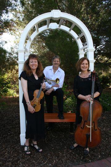 Trumpet, Violin, Cello Trio