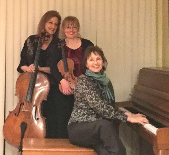Piano, Violin, Cello Trio