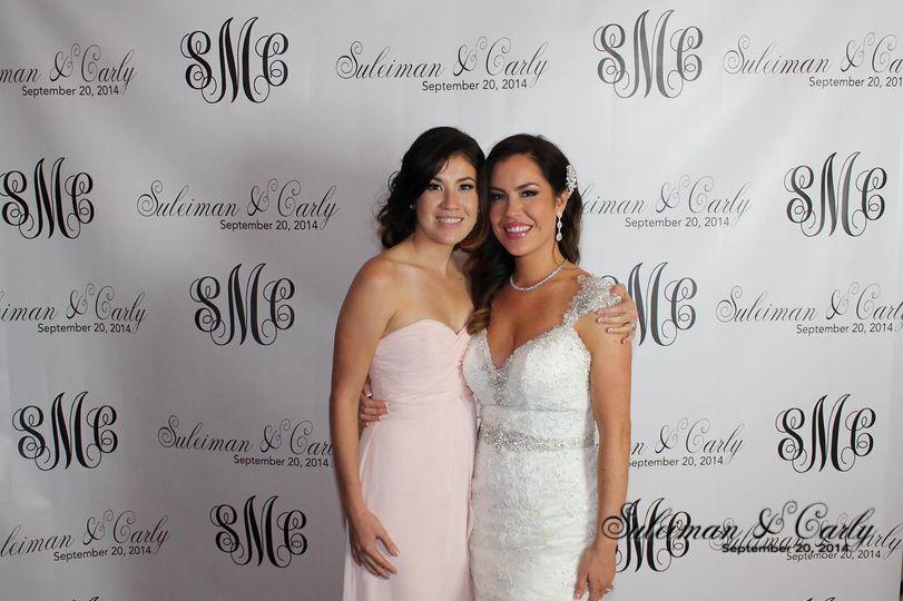 wedding bride and honor148544590837336836691441964