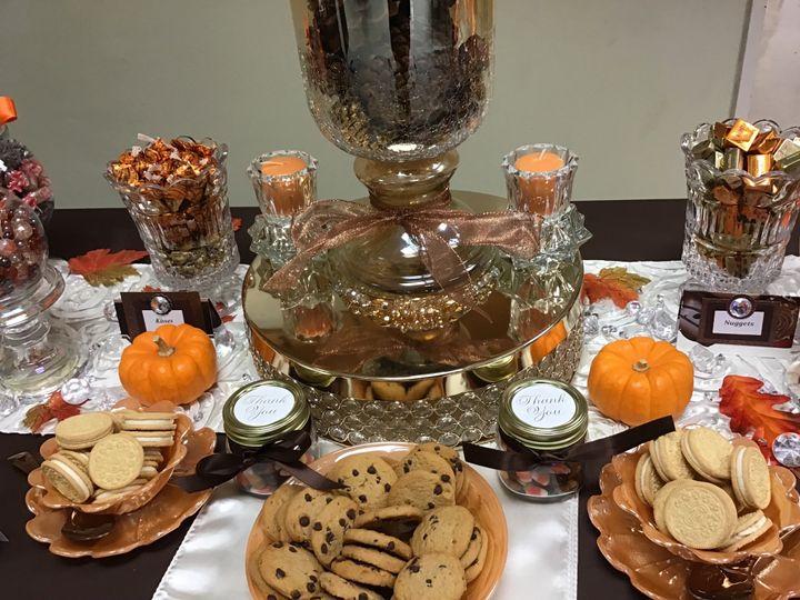 Fall Wedding Celebration