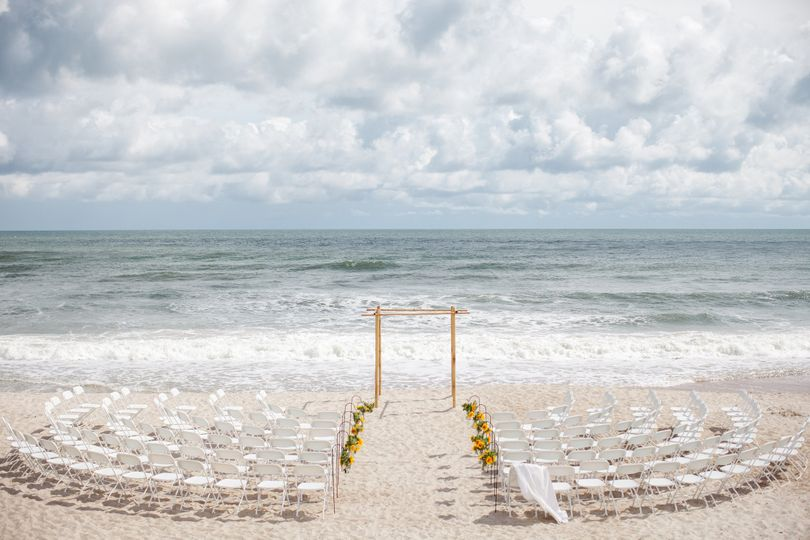 Wedding venues in nc with water