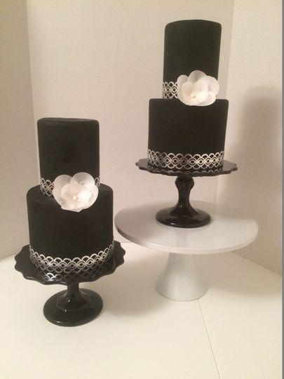 The Frosted Cake - Wedding Cake - Seattle, WA - WeddingWire