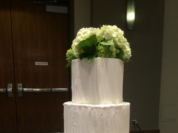 Tmx 1454696260482 Vertical Texture Wedding Cake Tiered Seattle, WA wedding cake