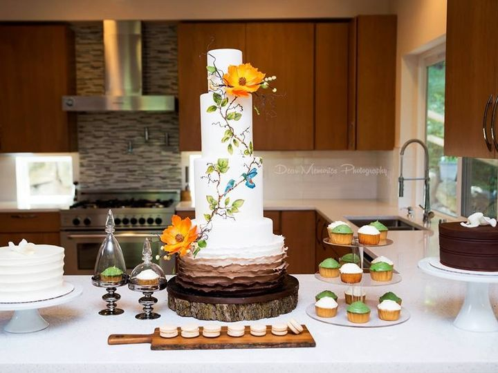 Tmx 1466823149850 1341314412980544002091058127928116626570655n Seattle, WA wedding cake