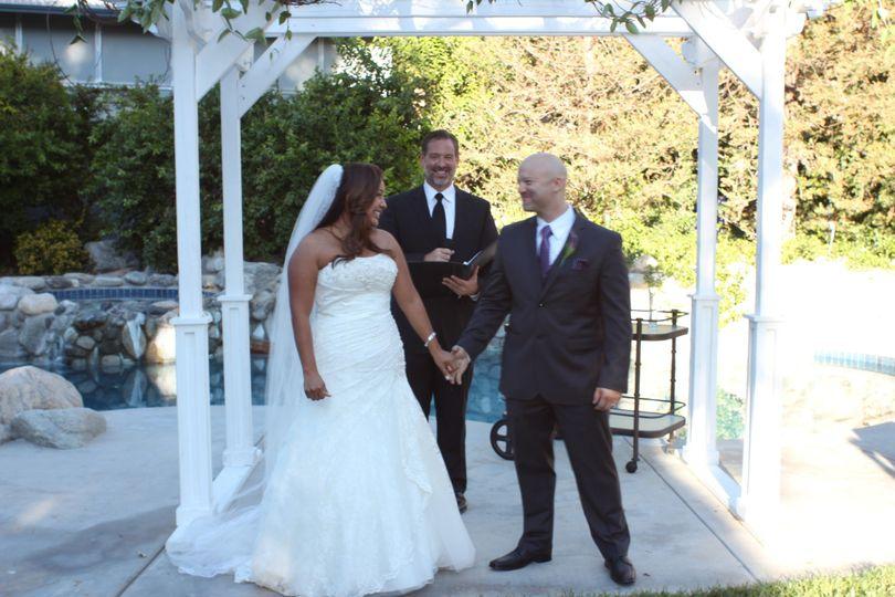 jenny rene newlyweds