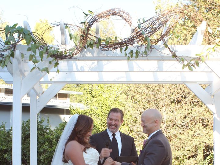 Tmx 1426625492788 Jenny  Rene Vows West Hills wedding officiant