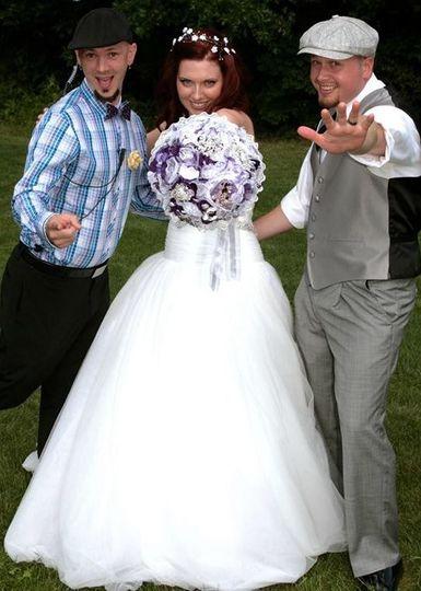 jens wedding