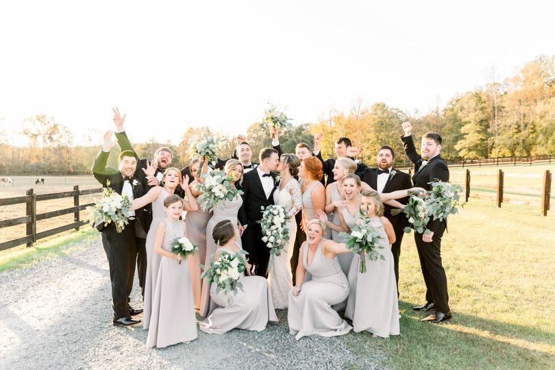 Wedding Party goals!