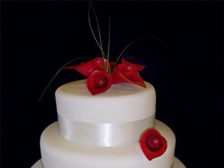 Tmx 1233391684562 3Tierswithribbons Milpitas, CA wedding florist