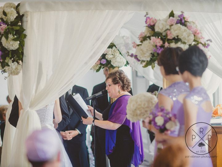 Tmx 1442431292914 Pat Robinson Photography 4 Elkins Park, Pennsylvania wedding officiant