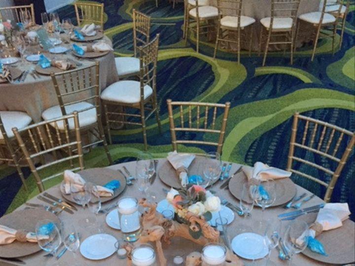 Tmx Table From Above Beach Theme 51 952802 V1 Jensen Beach, FL wedding venue