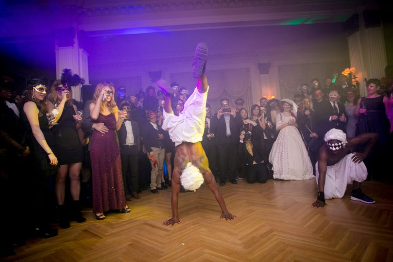 Our corporate event entertainment breakdancers perform hip hop, celtic, swing and lots of...