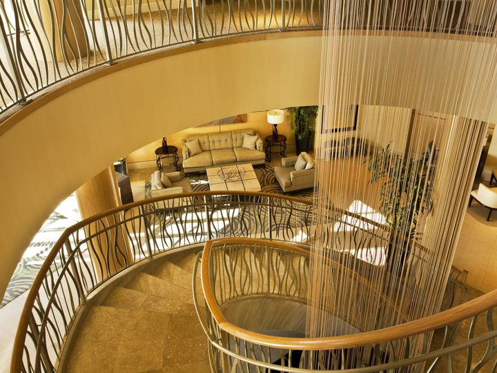 Tmx 1438272182442 Lobbystaircase Cape Coral, FL wedding venue