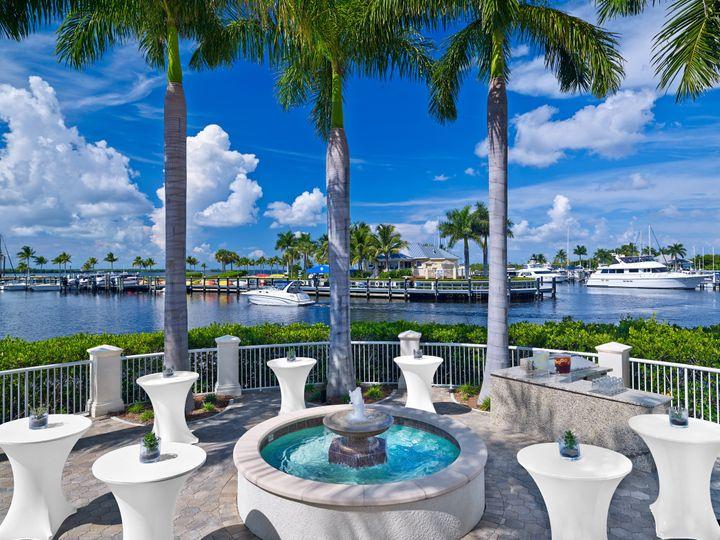 Tmx 1438272210883 Lower Promenade Fountain Cape Coral, FL wedding venue
