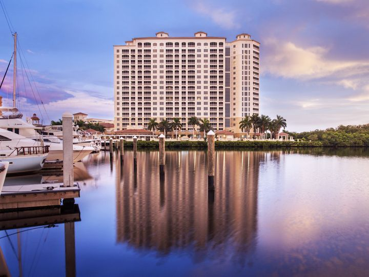 Tmx 1506606275284 Wes3851ex 180284 View Of The Resort From Tarpon Po Cape Coral, FL wedding venue