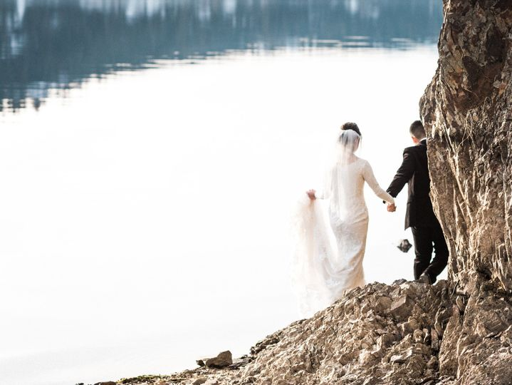 Lake Cda Elopement