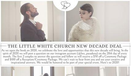 The Little White Church 1