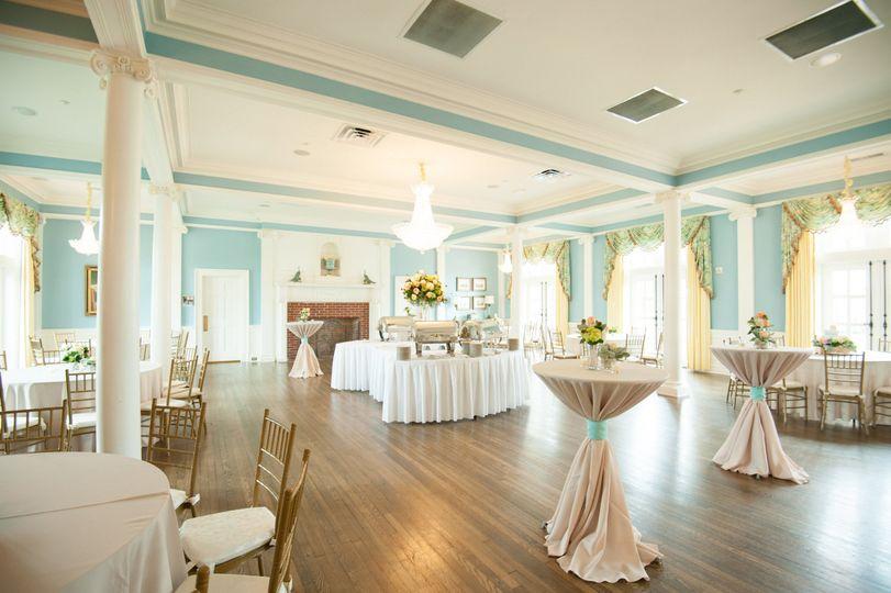 Clubhouse - magnolia ballroom