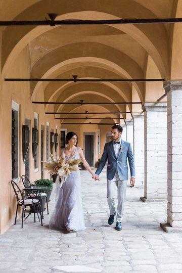 Destination Elopement Greece