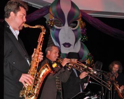 Live Horns!!!