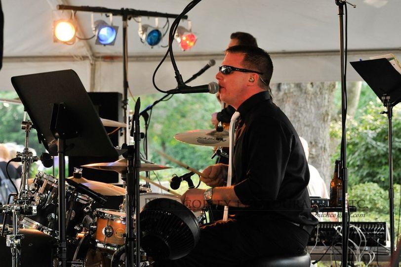 P Dillard Vocalist/Drummer