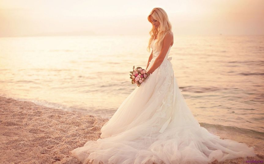bfcf3bdecae4b995 Beach wedding 14414226350