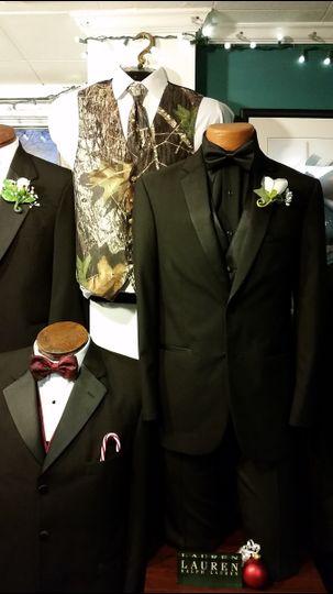 showroom black and camo
