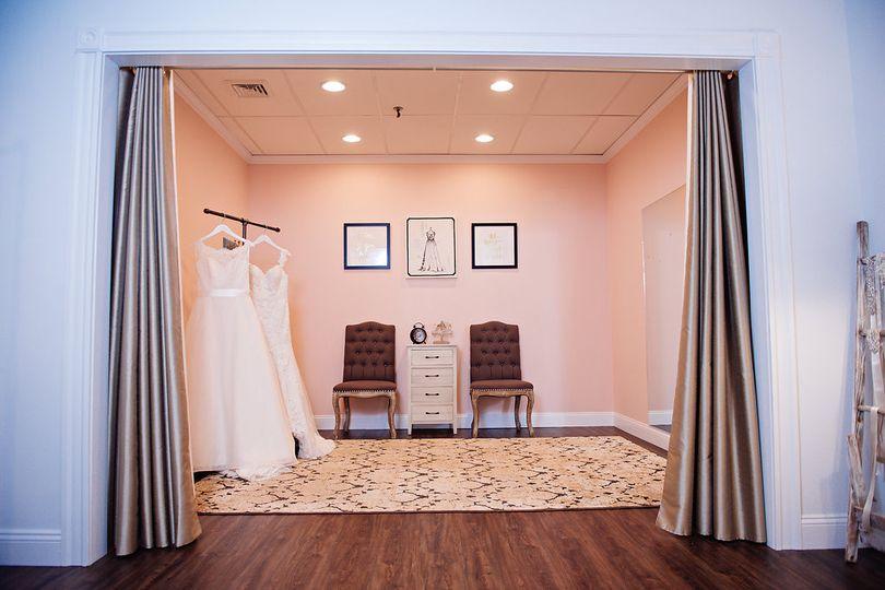 your dream bridal sudbury ma dressing room