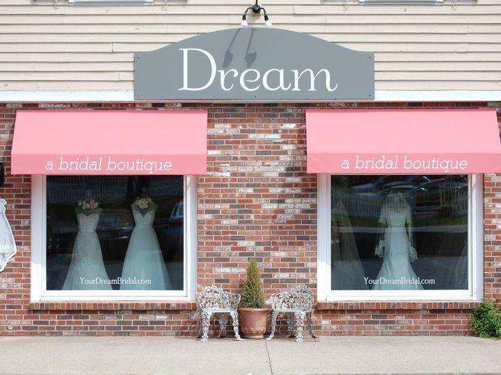 Tmx 1431554498285 Dream Bridal Boutique Exterior Sudbury wedding dress
