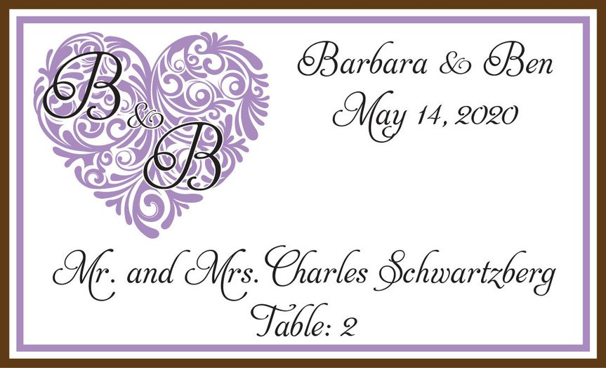 place card 4