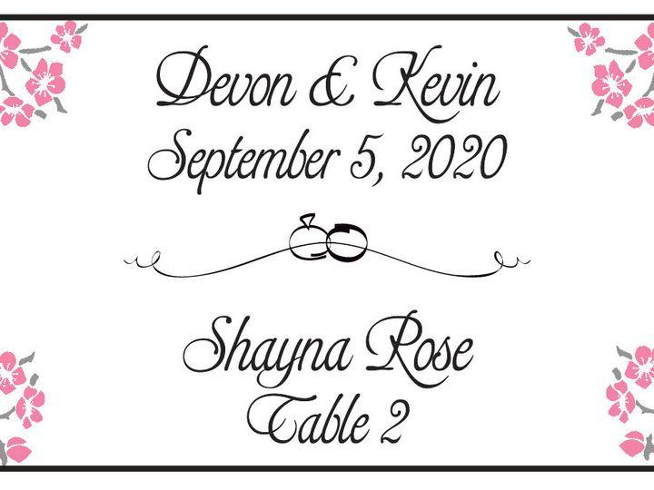 Tmx 1487979755989 Place Card 2 Pittsburgh wedding favor