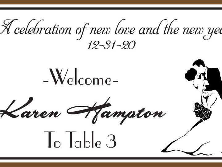 Tmx 1487979775495 Place Card 6 Pittsburgh wedding favor