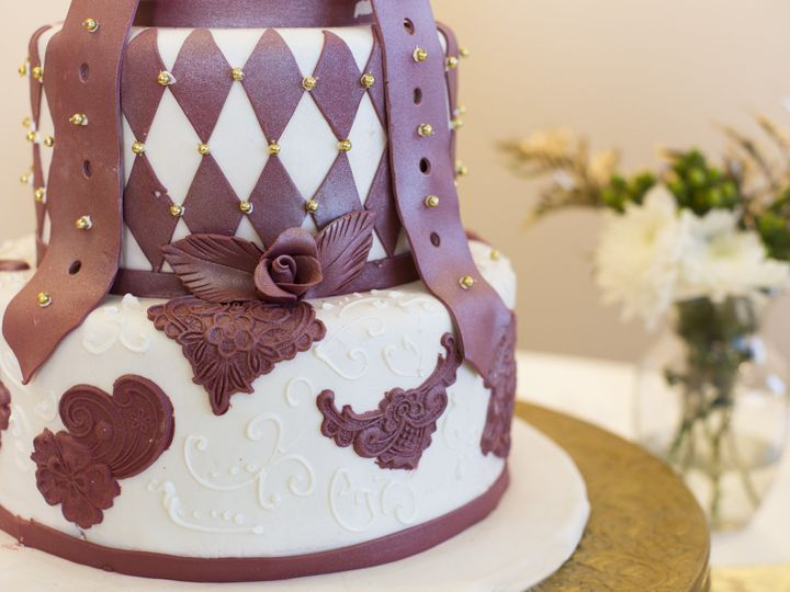 Tmx 1457025023320 Sosweet042 Toledo wedding cake